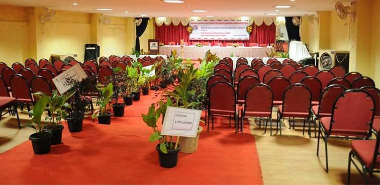Auditorium of aditya architecture bangalore