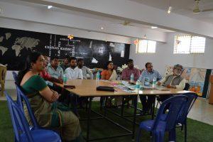 Motivational talk by Prof. Trilochan Chhaya